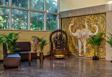Royal Airavatha Residency Interior